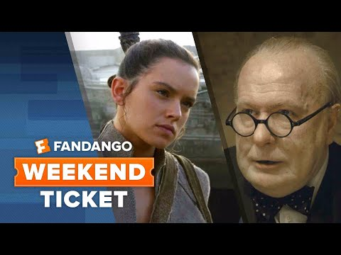Now In Theaters: The Last Jedi, Darkest Hour, Ferdinand | Weekend Ticket