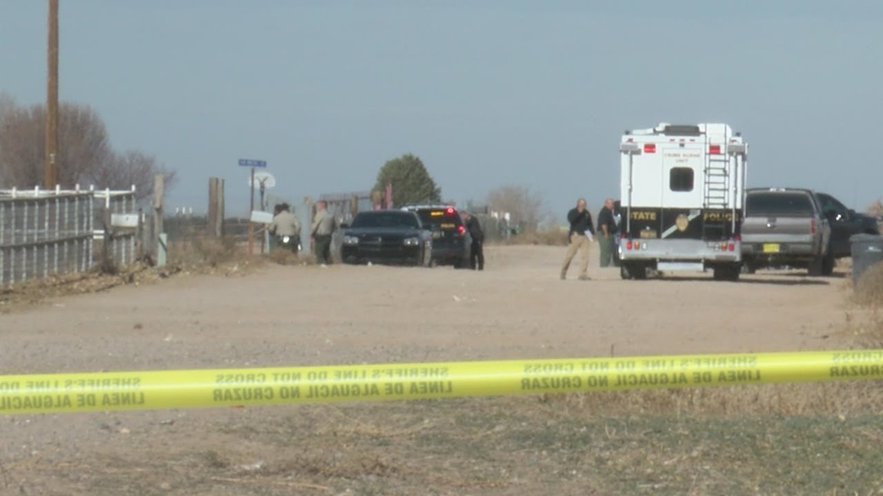 Download New Mexico State Police: 1 dead after deputy-involved shooting in Valencia County
