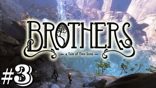 Brothers: A Tale of Two Sons - Troll Cave Trials - PART 3 (PS3 HD Gameplay Walkthrough PC XBox)
