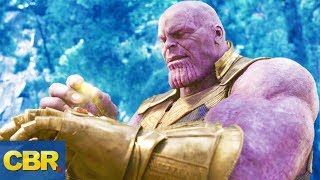 The Real Threat In Avengers: Endgame Are The Infinity Stones