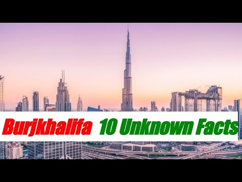 Burjkhalifa - Unknown Facts - Fact Record