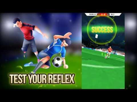 [TRAILER] Top Soccer Hero -- Google Play
