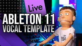 Ableton 11 Vocals Template (Reid Stefan Tutorial Trailer)
