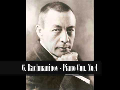 My Top 10 Piano Concertos