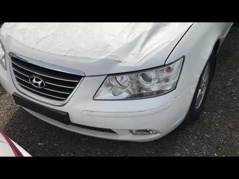 Hyundai Sonata NF 2013 года не может быть ..... Смотрите.... может