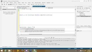 visual basic net tutorial with mysql database 14 validate email
