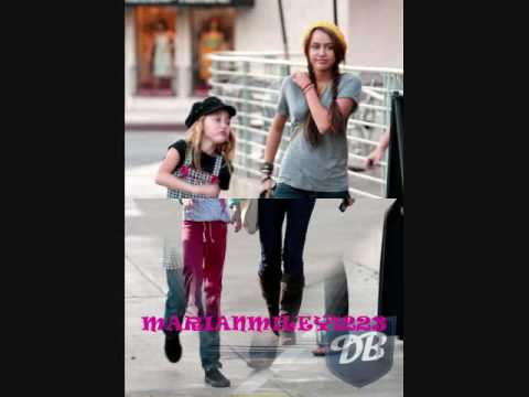 MILEY CYRUS ON HER BROTHERS AND SISTERS - YouTube