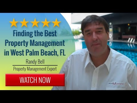 Finding the Best Property Management in West Palm Beach FL - (561) 779-3213
