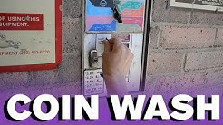 How to Use a Self Service Car Wash
