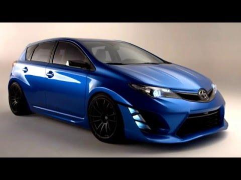 2016 Scion C-HR Concept Car Design