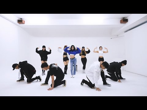 SUNMI (선미) - 주인공 Dance Practice (Mirrored)