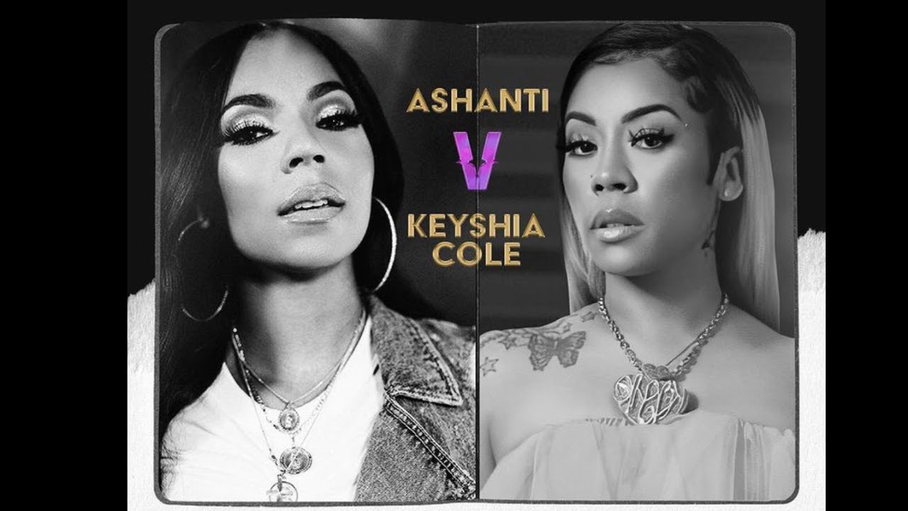Ashanti 'Verzuz' Keyshia Cole Back On 'New and Final Date'