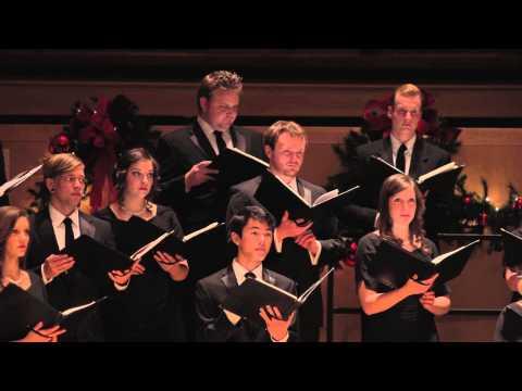 Infant Holy, Infant Lowly - University of Utah Chamber Choir