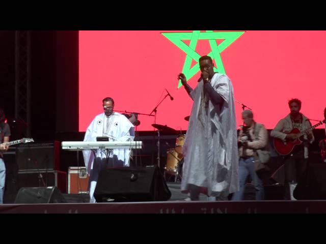 Festival de Música de la Juventud Árabe en Guelmim