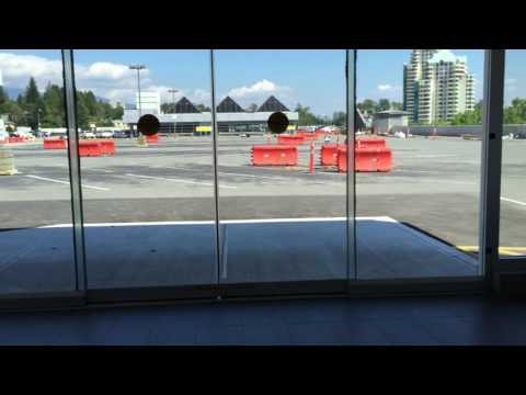 KONE Traction Ecodisc Elevators at Park Royal Loblaws CityMarket, West Vancouver B.C.