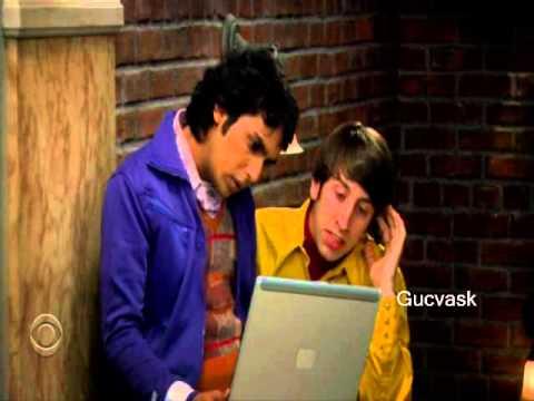 Leonard tiene que entrar en casa a por sus gafas sin que Sheldon se entere