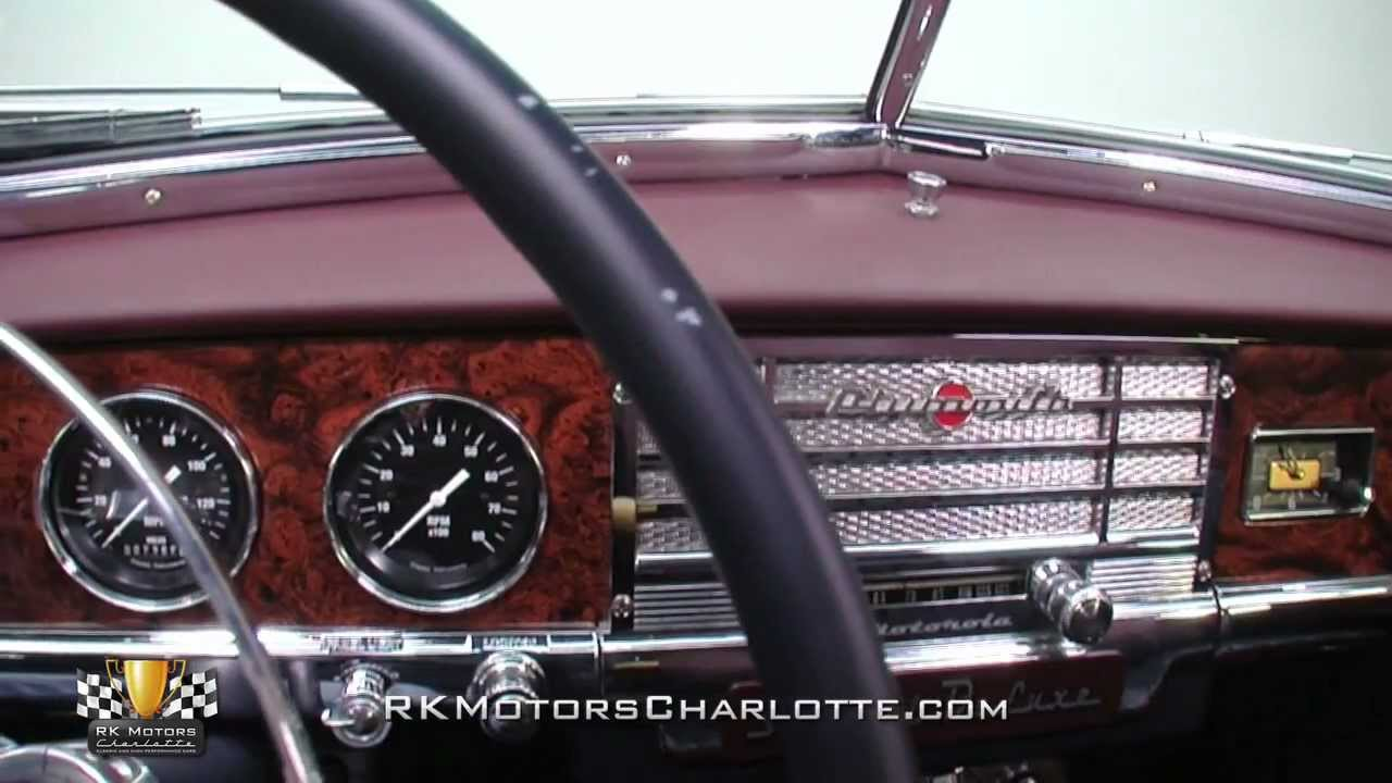 small resolution of 132424 1949 plymouth special deluxe youtube49 plymouth wiring diagram 11