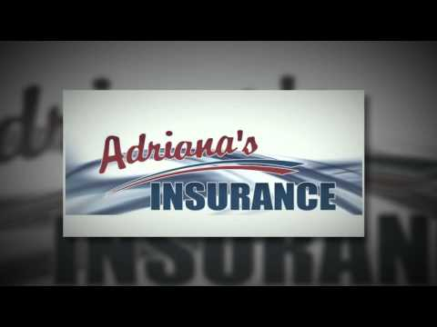 (818) 933-3888 Insurance Quotes | Van Nuys | www.adrianasinsurance.com