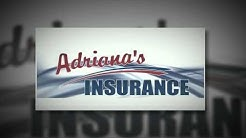 (818) 933-3888 Insurance Quotes   Van Nuys   www.adrianasinsurance.com