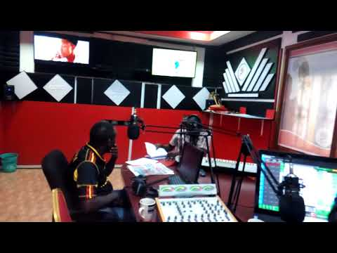 Biva Muntuyo live on Air