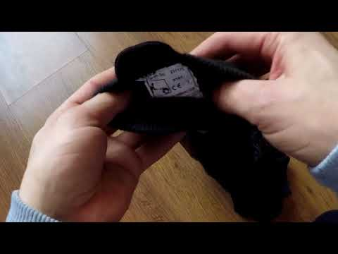 ОБЗОР - ПЕРЧАТКИ ПОЖАРНОГО - BRISTOL Crosstech gloves