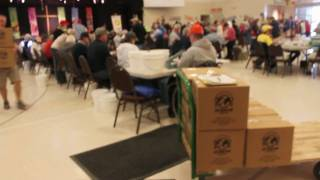 Stop Hunger Now Bagging Event Overview