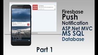 Push notification Using MS Sql-SignalR Asp.net MVC Part 1