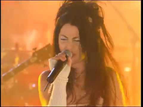 Evanescence - Bring Me To Life @ Billboard Music Awards 2003