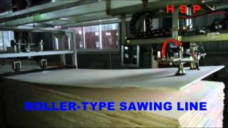 Hsp Machinery - Plywood Production Line