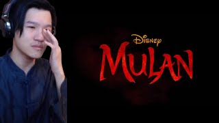 Mulan Official Trailer [REACTION] I didn't want to cry, I swear! #boycottMulan ???
