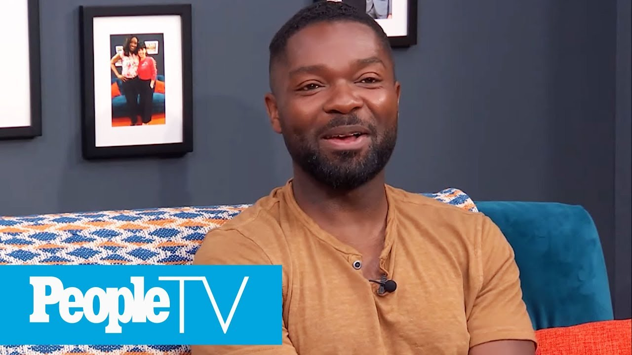 David Oyelowo On Projects That Positively Represent Africa | PeopleTV