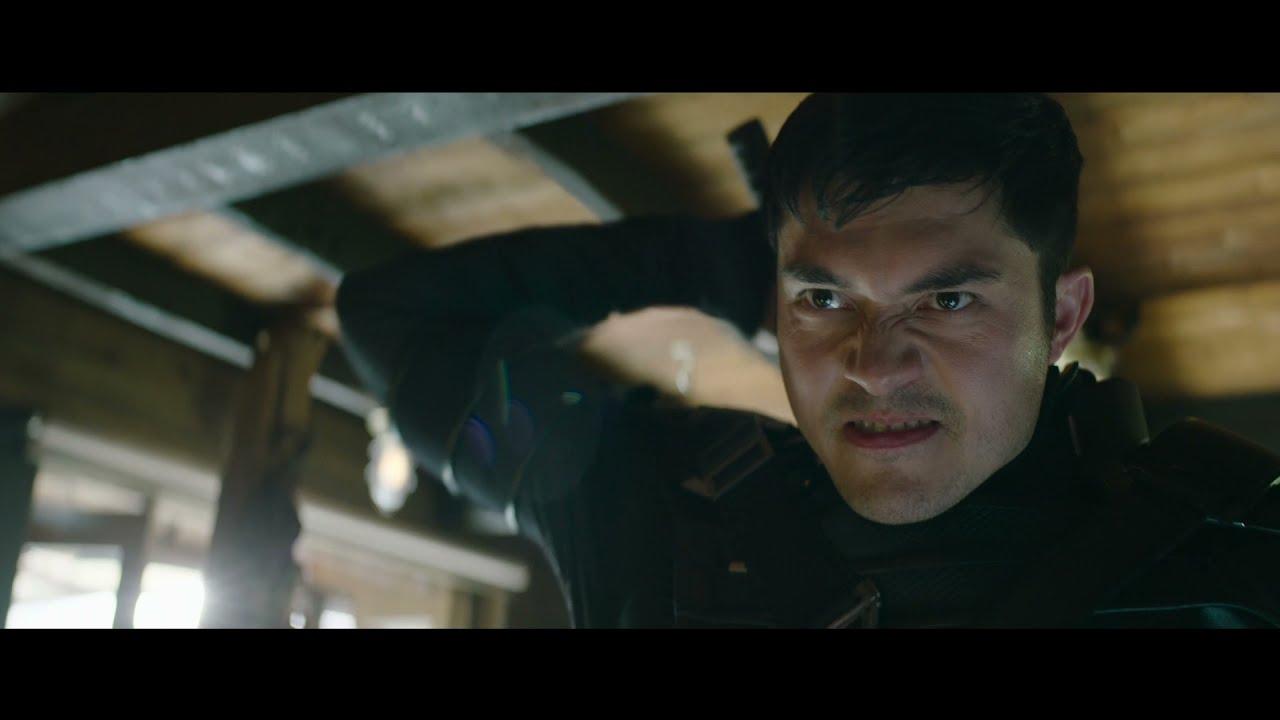 Snake Eyes: A Origem dos G.I. Joe   A História da Origem   Paramount Pictures Portugal (HD)