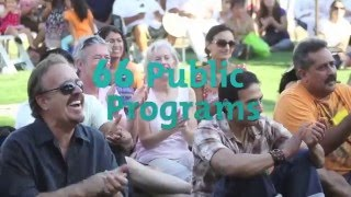 LA Plaza 2015 Year in Review