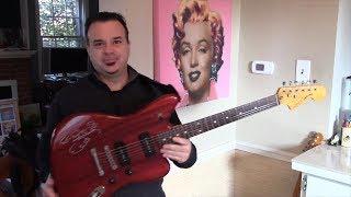 Fender Jaguar Guitar Review by Ivan Katz