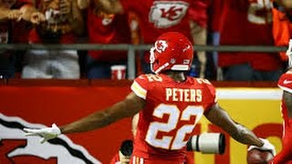 Marcus Peters Rookie Highlights 2015