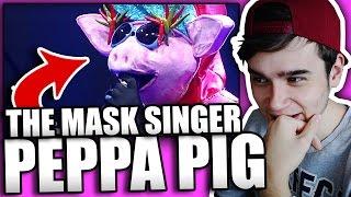 เพลง พูดไม่คิด - หน้ากากน้ำพริกหมู | THE MASK SINGER THAILAND Reaction