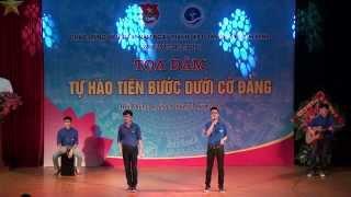Lá Cờ _ Trung Liver , BoyLoyChoy, Trung Ruger Cajon, Nhật Minh Acoustic