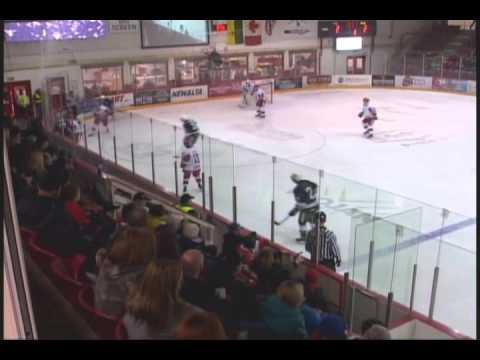 Weyburn Red Wings #11 Connor Burk 1996 RW 2015 2016 SJHL Highlights