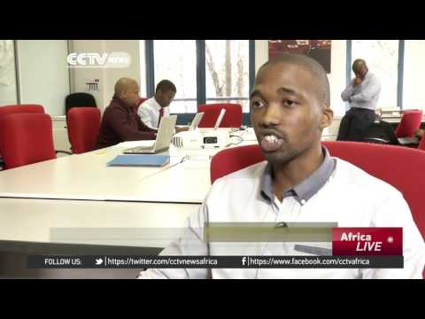South African entrepreneur trains young people to develop financial solutions