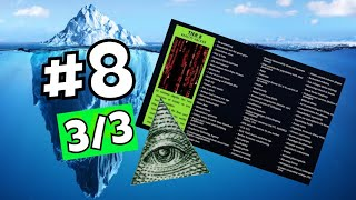 The Conspiracy Theory Iceberg (part 8 3/3) Explained