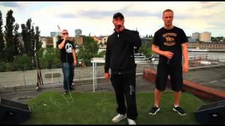 K.I.Z. - Doitschland schafft sich ab - Live @ Auf dem Dach HD