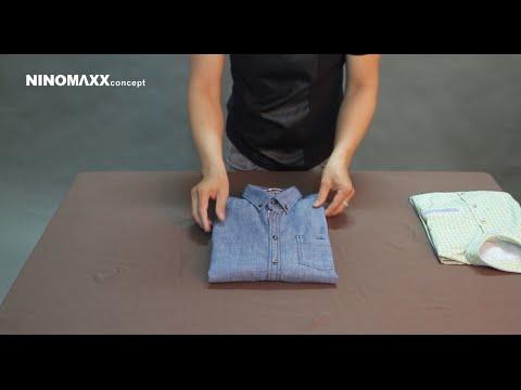 Những Tuyệt Chiêu Gấp Quần áo Không Phải Ai Cũng Biết [Full HD]