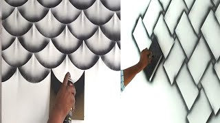 Download lagu 8 wall painting 3D design ideas