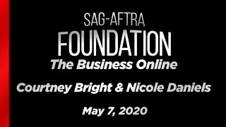 The Business Online: Q&A with Courtney Bright & Nicole Daniels
