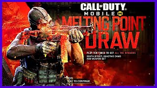 Call of Duty® Mobile Melting Point Draw