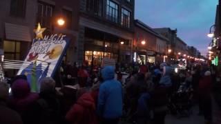 Parade des Jouets 2016 Centre-Ville Part 1 (1de 2)