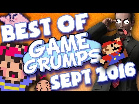 BEST OF Game Grumps - September 2016