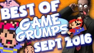 BEST OF Game Grumps - September 2016