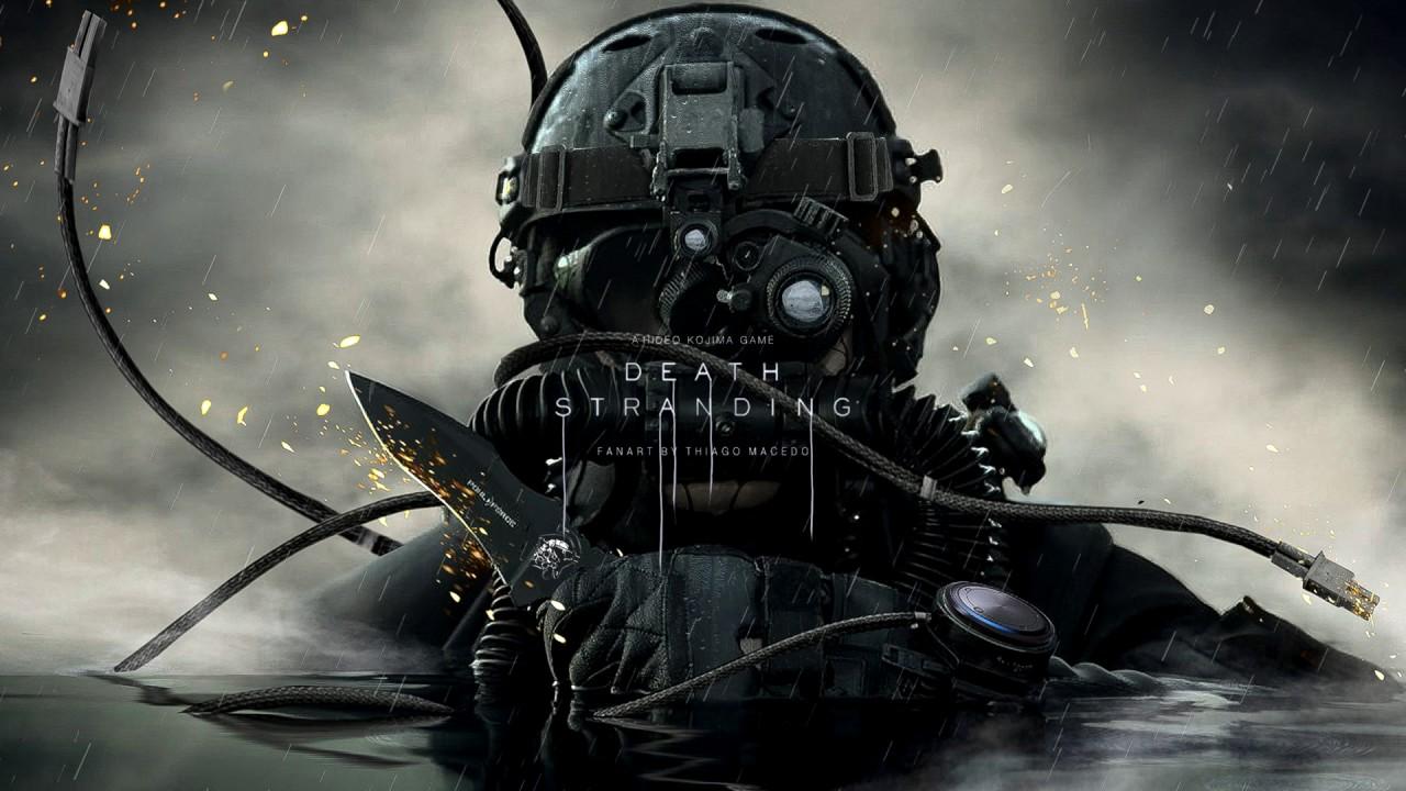 Death Stranding - TGA Trailer OST (Extended Cut) - YouTube