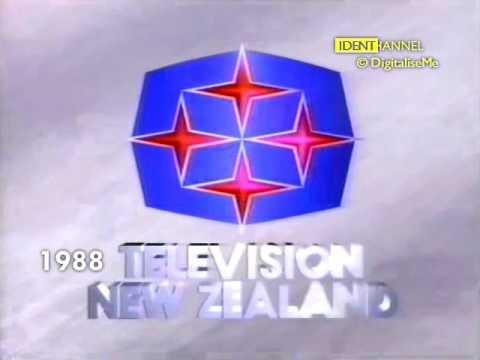 Television New Zealand (TVNZ) 1980 - 2016